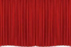 Red drapes Stock Photos