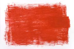 Red, draw texture Royalty Free Stock Photos