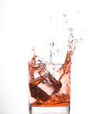 Red drink Stock Photography