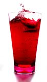 Red Drink Stock Images
