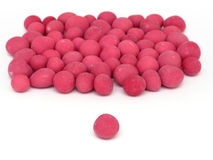 Red drops Stock Image