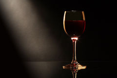 Red Dry Wine Royalty Free Stock Images