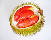 Red Durian Stock Photography