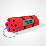 Red Dynamite Royalty Free Stock Image