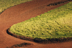 Red earth Stock Images