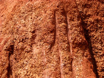 Red Earth Royalty Free Stock Photo