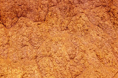 Red earth background Stock Photo