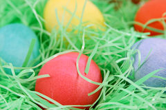 Free Red Easter Egg Macro Royalty Free Stock Photo - 482105