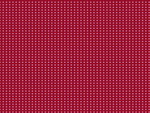Red effects. A repeated pattern which can be used fer textile, on a white background Royalty Free Stock Photography