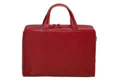 Red Elegant bag Royalty Free Stock Images