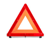 Red Emergency Sign Stock Images