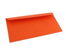 Red envelope Royalty Free Stock Photo