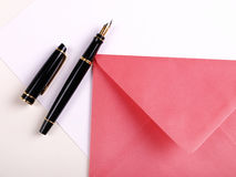 Red envelope Royalty Free Stock Images