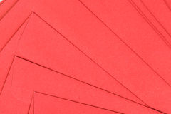 Red envelope background Stock Photo
