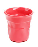 Red Espresso Cup Royalty Free Stock Photos