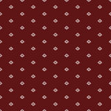 Red ethnic russian seamless pattern Stock Photography