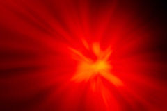 Red  explosion abstract background Royalty Free Stock Photo
