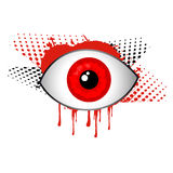 Red eye Stock Images