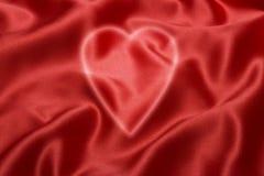 red för bakgrundshjärtaförälskelse Royaltyfri Bild