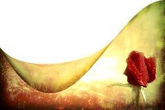 red för knoppkortförälskelse steg stock illustrationer