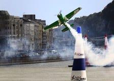 red för lufttjurrace arkivfoton