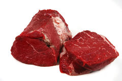 red för ny meat för nötkött Fotografering för Bildbyråer