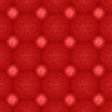 Red fabric Stock Photo