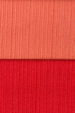 Red fabric Royalty Free Stock Photo