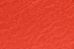Red fabric paper texture background Stock Images