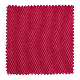 Red fabric swatch samples isolated on white. Background stock photos