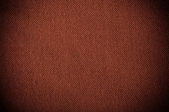 Red fabric textile material texture background Royalty Free Stock Photography