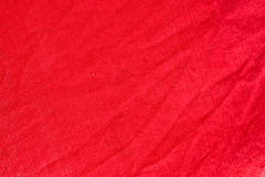 Red fabric texture. From the market Royalty Free Stock Photography