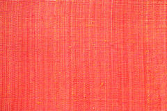 Red fabric texture for background Royalty Free Stock Photo