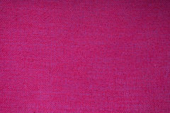 Red fabric texture. And background Royalty Free Stock Images