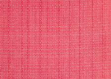 Red fabric texture. For background Royalty Free Stock Photo