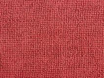 Red fabric texture background. Abstract background, empty templa. Te Stock Images