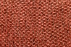 Red fabric texture. Background natural color Royalty Free Stock Image