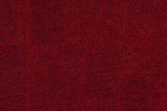 Red fabric texture background Stock Photos