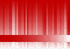 Red Fading Business Graphic Royalty Free Stock Image