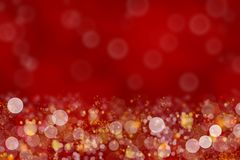 Red fantastic background. stock photography