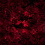 Red fantasy metal texture Royalty Free Stock Images