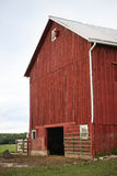 Red Farm Barn Stock Photos