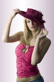 The red hat Stock Images