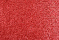 Red Felt Background Stock Images