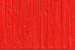 Red fence. Background or texture Stock Images