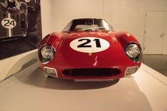 Red 1965 Ferrari 250 LM Stock Photography