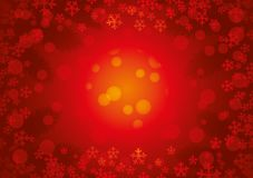 Red festive background. Red festive background for your text and design Stock Photography
