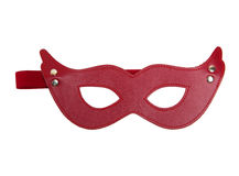 Red fetish mask Stock Image