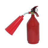 The red fire extinguisher Royalty Free Stock Photography