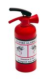 Red Fire Extinguisher Royalty Free Stock Photo